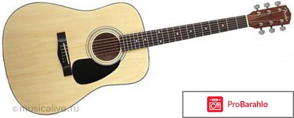 Гитара Fender Cd-60 Dreadnought