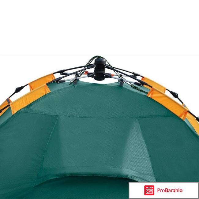 Палатка Greenell «Трале 2 v.2» обман