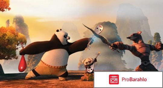 Кунг-фу Панда 2 в 2D и 3D (Blu-ray) фото