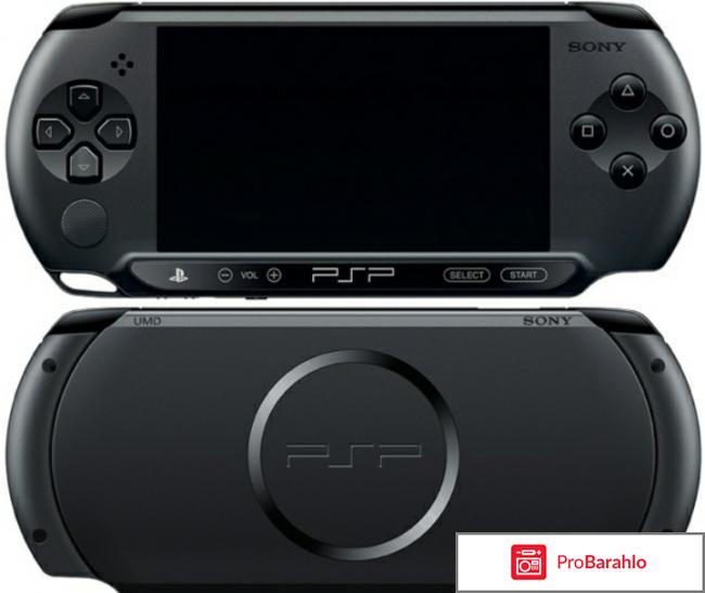 Sony PlayStation Portable E1000 реальные отзывы