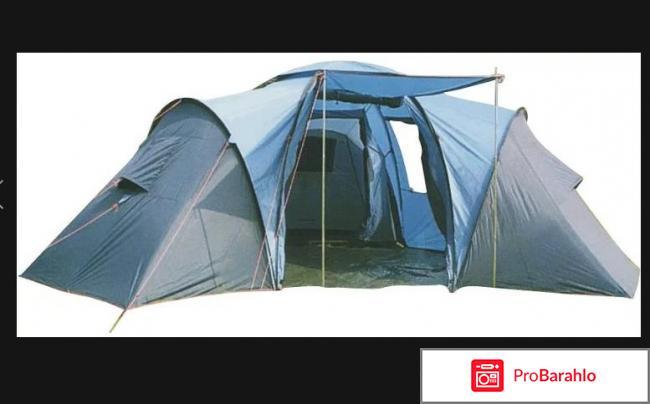 Палатка 6-и местная Greenwood Campus обман