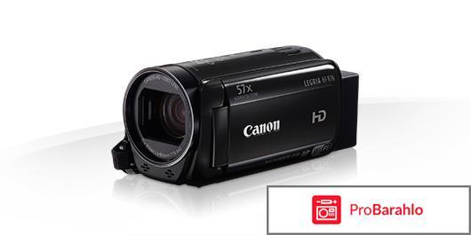 Canon LEGRIA HF R76, Black цифровая видеокамера