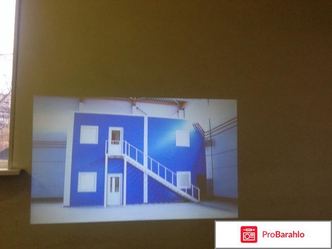 Отзыв о светодиодном проекторе LEDROX X-SOLO отрицательные отзывы