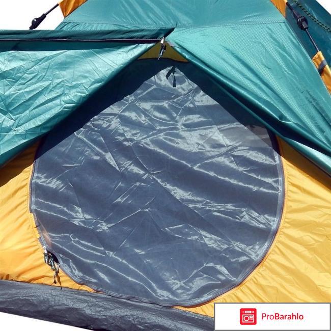 Палатка Greenell «Трале 2 v.2» отрицательные отзывы