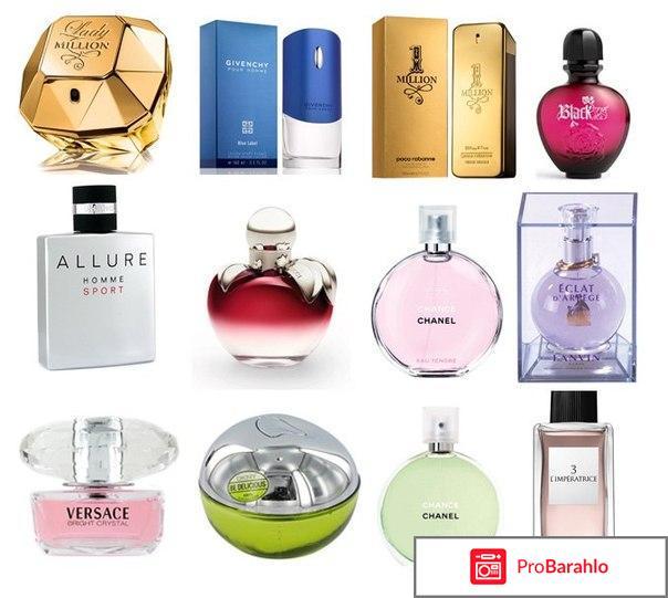 Отзывы о сайте parfumity ru