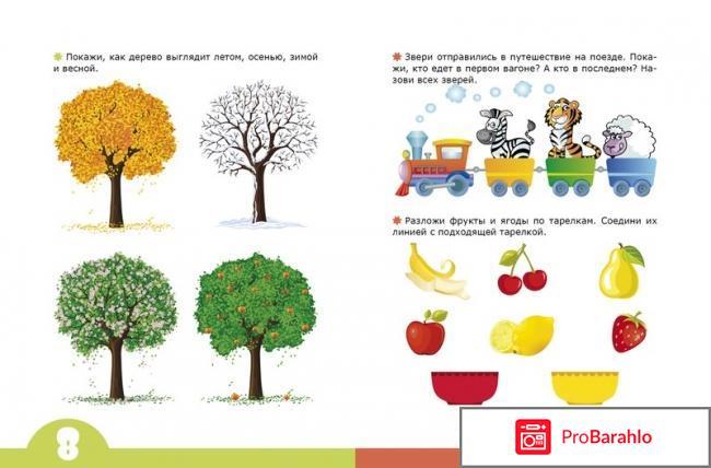 Книга  Грамотейка. Интеллектуальное развитие детей 2-3 лет реальные отзывы