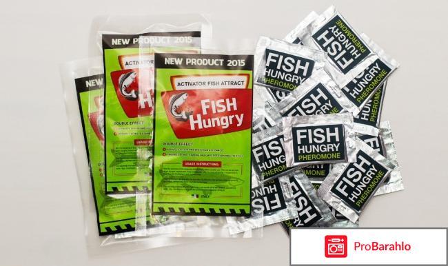 Fishhungry отзывы форум рыбаков