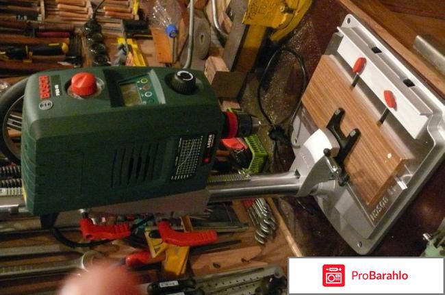 Станок сверлильный Bosch PBD 40 отрицательные отзывы