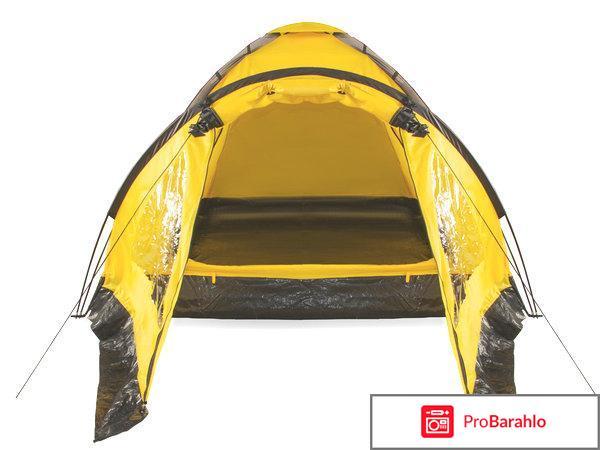 Палатка 2-х местная Greenwood Yeti 2 отрицательные отзывы