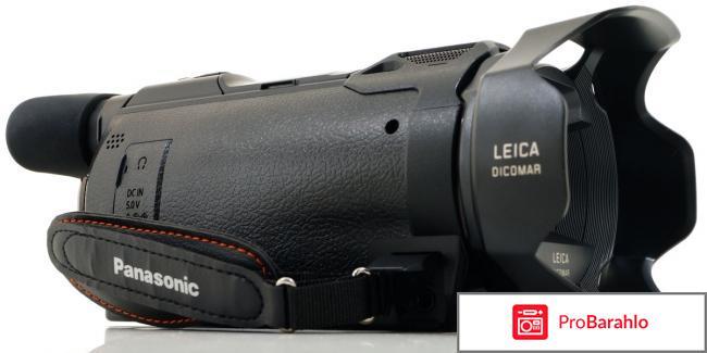 Panasonic HC-VXF990, Black 4K видеокамера обман