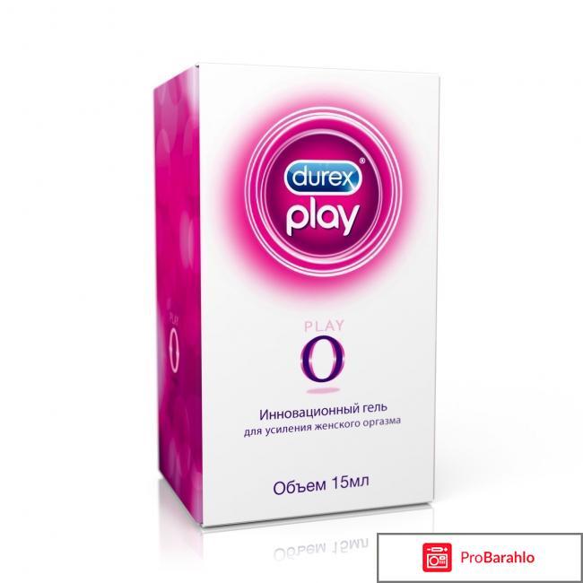 Гель для усиления женского оргазма Durex Play O