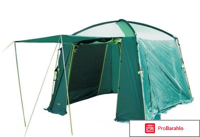 Палатка WoodLand CAMP 6 отрицательные отзывы