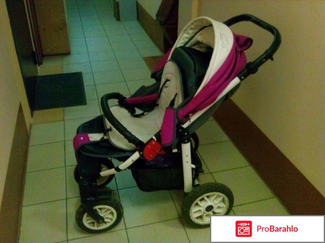 Прогулочная коляска Camarelo EOS отзывы владельцев