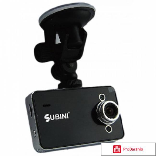 Видеорегистратор Subini Q2 обман