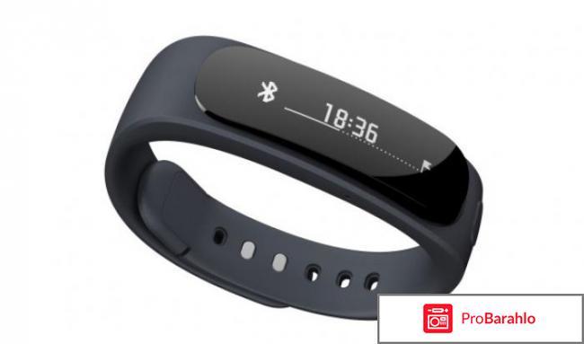 Умный браслет Xiaomi Mi Band отрицательные отзывы