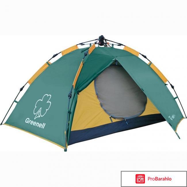Палатка Greenell «Трале 2 v.2»