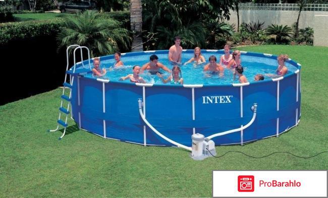 О бассейнах intex