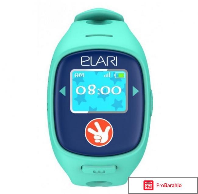 Часы-телефон детские Elari FixiTime обман