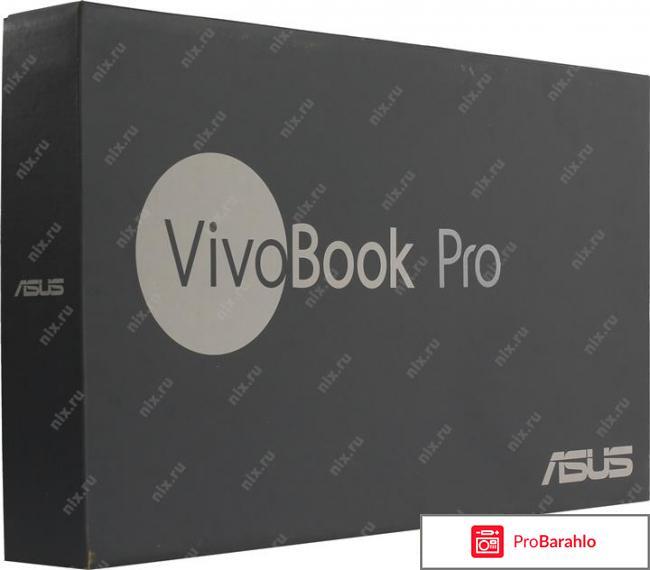 Ноутбук asus vivobook pro 17 n705ud отзывы