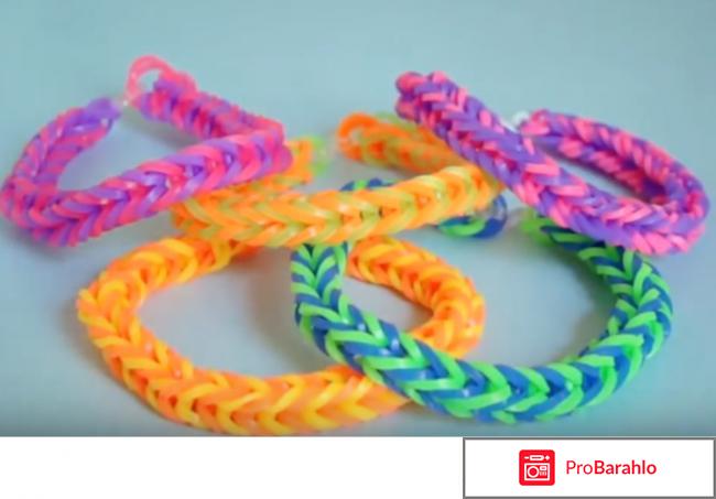 Плетение браслетов из резиночек отзыв с фото фото