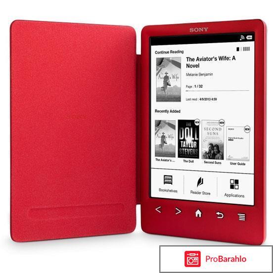 Книга Sony PRS-T3