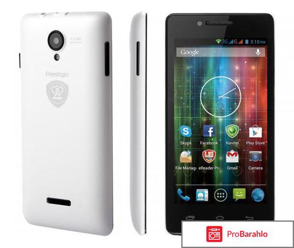 Мобильный телефон Prestigio PAP 5451 DUO