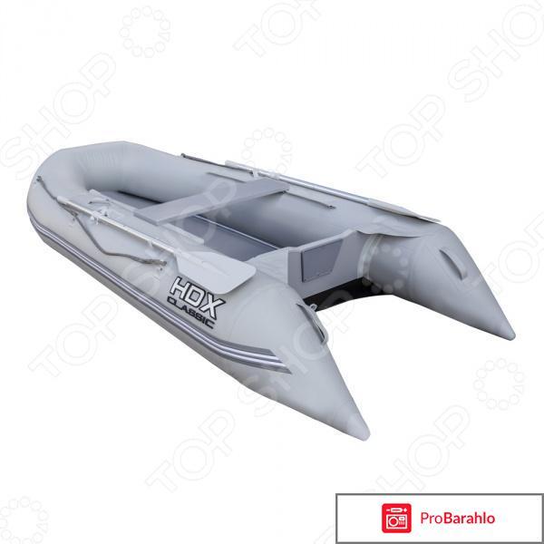 Лодка надувная HDX Classic 240 P/L обман