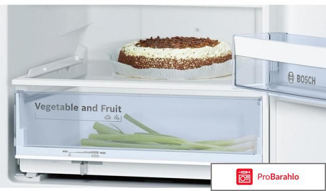 Bosch KGN36VW14R, White холодильник обман