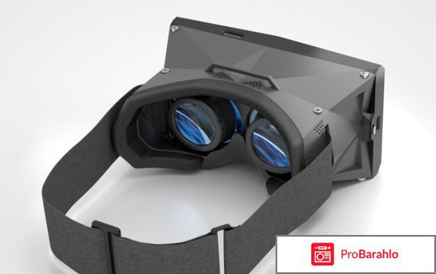 Очки виртуальной реальности для смартфонов обман