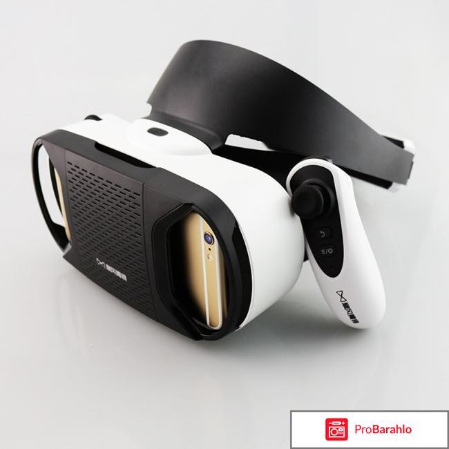 Очки виртуальной реальности для смартфонов отрицательные отзывы