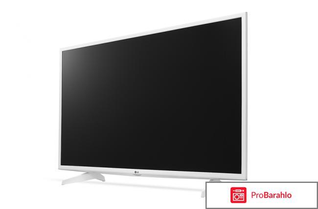 LG 43LJ519V телевизор обман