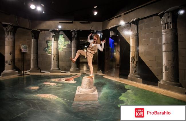 Музей иллюзий обман
