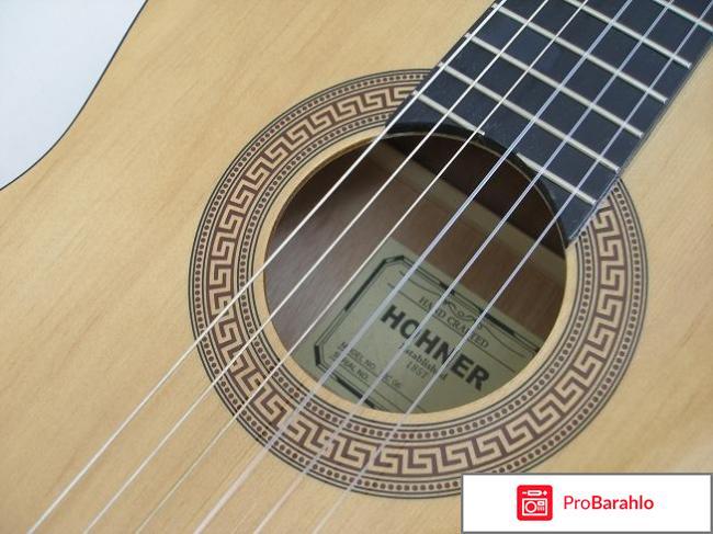 Классическая гитара hohner отрицательные отзывы