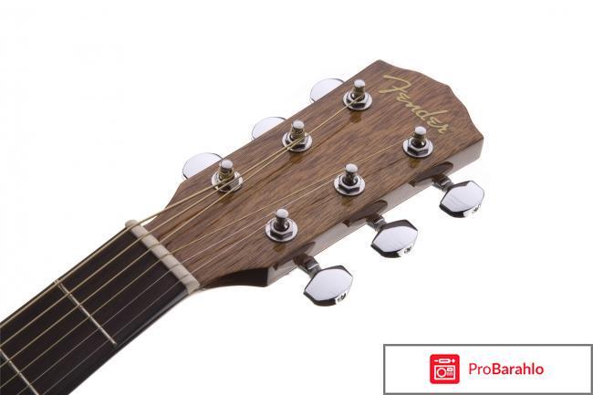 Гитара Fender Cd-60 Dreadnought отрицательные отзывы