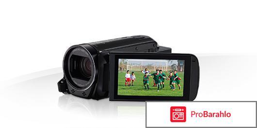 Canon LEGRIA HF R76, Black цифровая видеокамера отрицательные отзывы