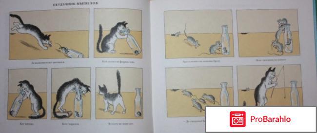 Книга  Рассказы в картинках отрицательные отзывы