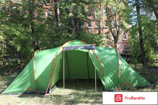 Палатка WoodLand CAMP 6