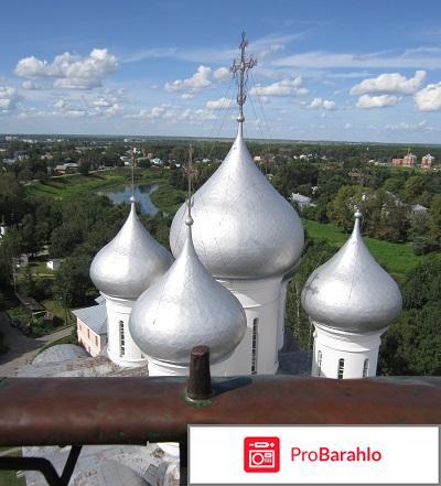 Софийский собор в Вологде обман
