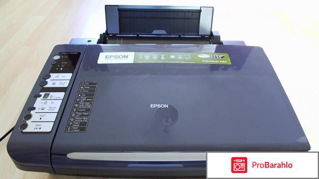 Epson cx4300 картридж