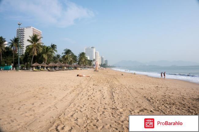 Пляжи нячанга отзывы туристов