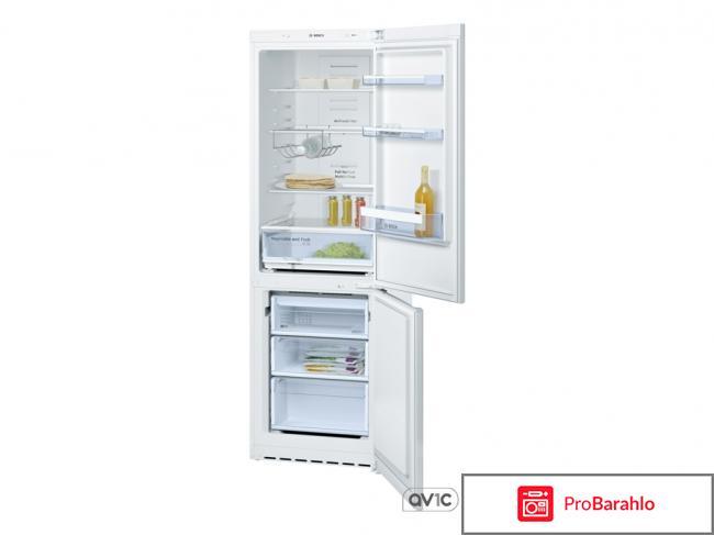 Bosch KGN36VW14R, White холодильник