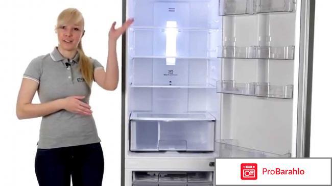 Холодильник LG GA-M429SQRZ
