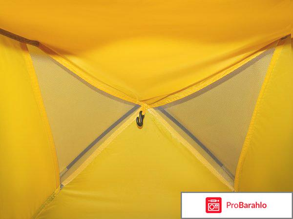 Палатка 2-х местная Greenwood Yeti 2 обман