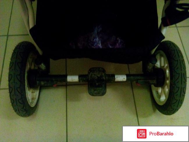 Прогулочная коляска Camarelo EOS отрицательные отзывы