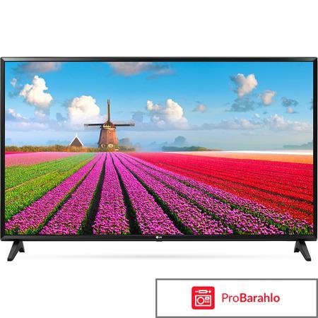 LG 43LJ519V телевизор отрицательные отзывы