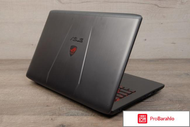 ASUS ROG GL752VW, Grey Metal (GL752VW-T4505T) реальные отзывы
