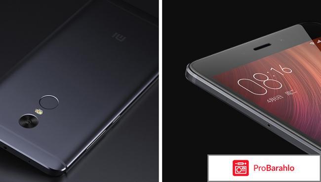Xiaomi redmi note 4 отрицательные отзывы