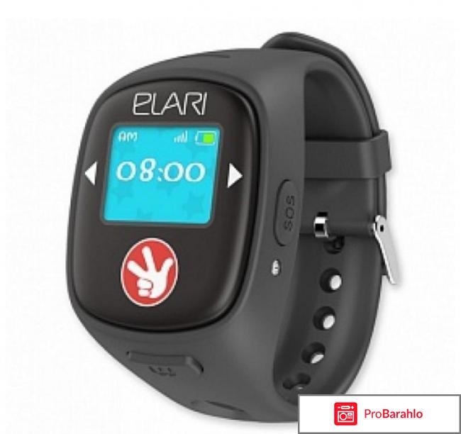 Часы-телефон детские Elari FixiTime