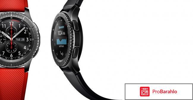 Samsung Gear S3 Frontier SM-R760NDAASER обман
