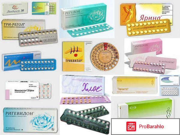 Противозачаточные таблетки негормональные